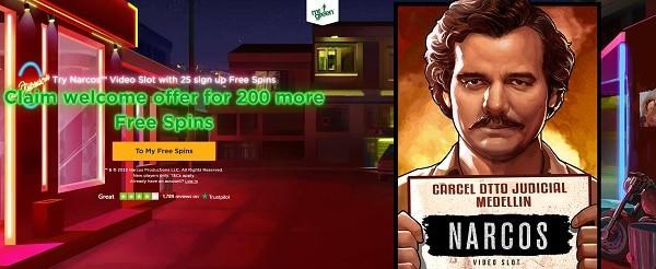 Nyårs bonus freespins MrGreen 59550