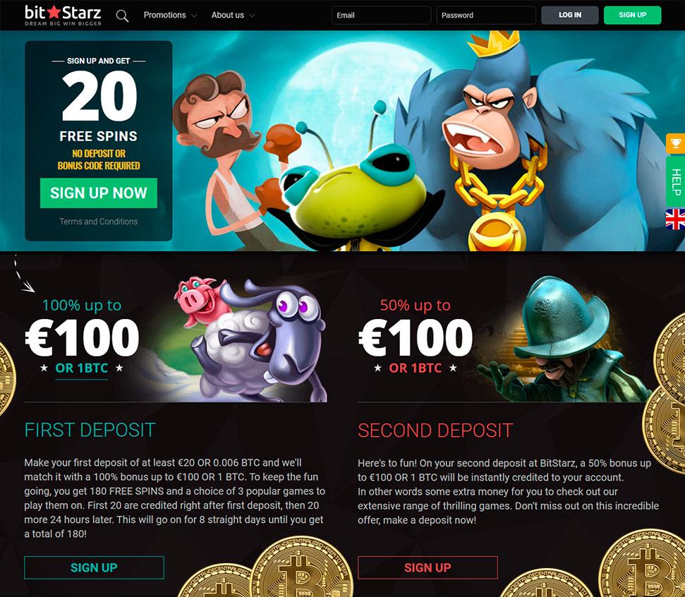 Bitcoin casinon online 120887