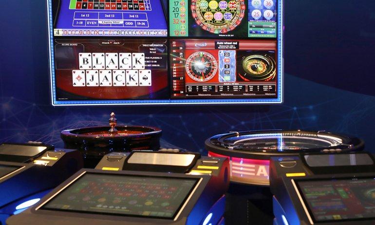Casino grundat på 24567