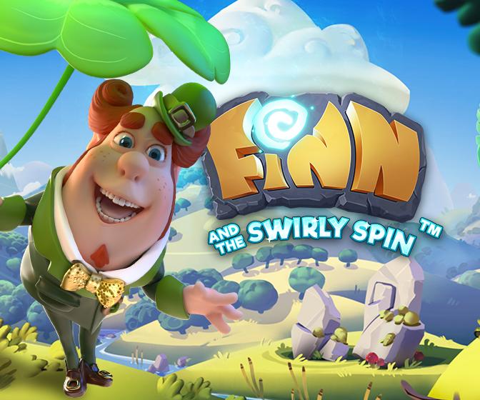 Swirly spin spelautomater Nextgen 62478