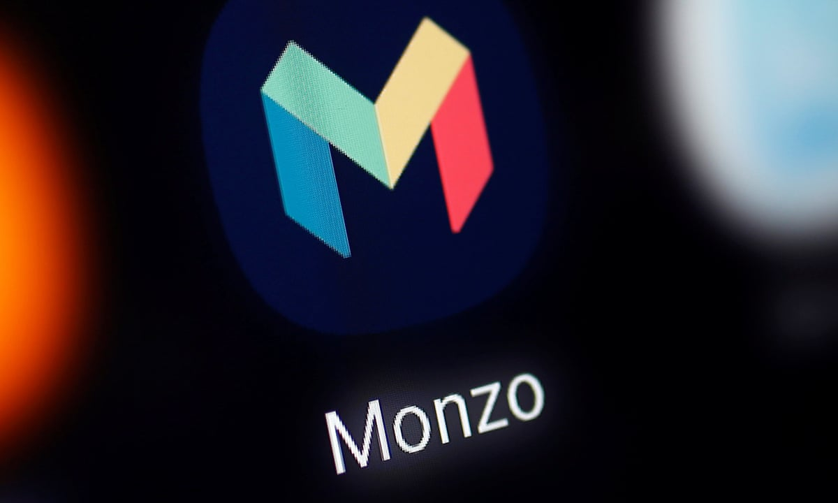 Monzo betalkort 74762