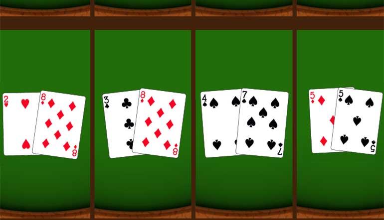 Dubbla Blackjack 98542