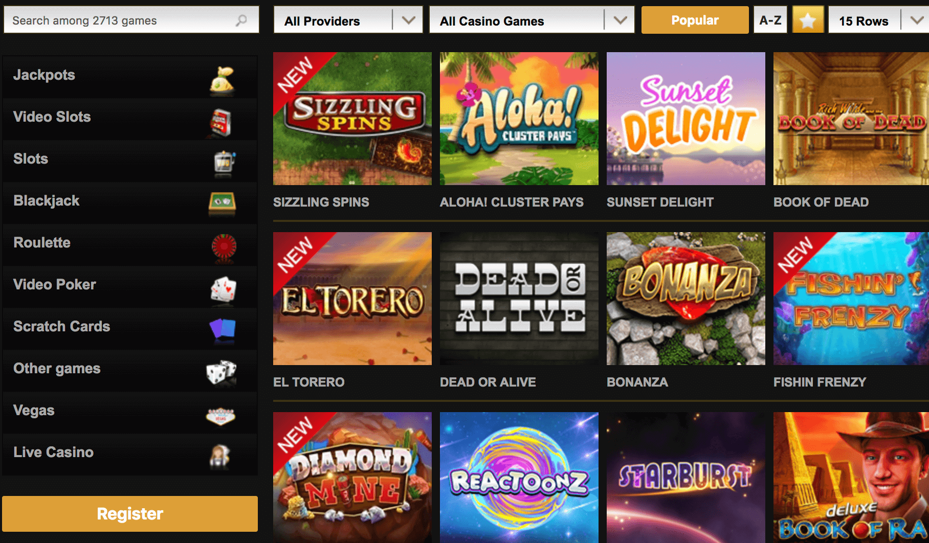 Rizk Free spins 68613