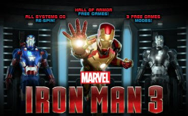 Iron Man 3 slot 48520