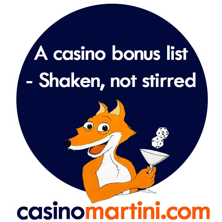 Lista casino bonusar Wishmaker 33314
