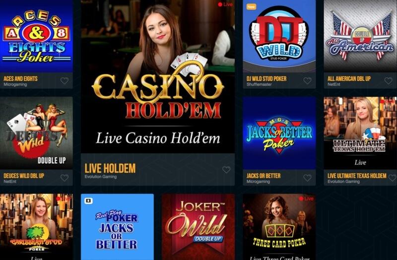Pokerspelare legender Dream 95516