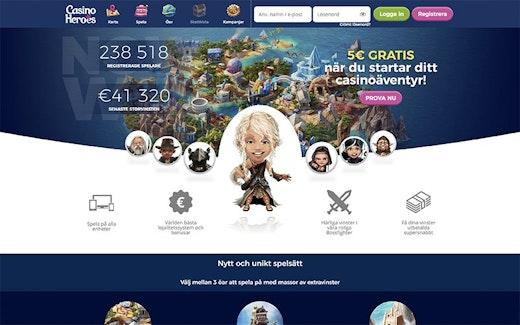 Casino recension test 70664