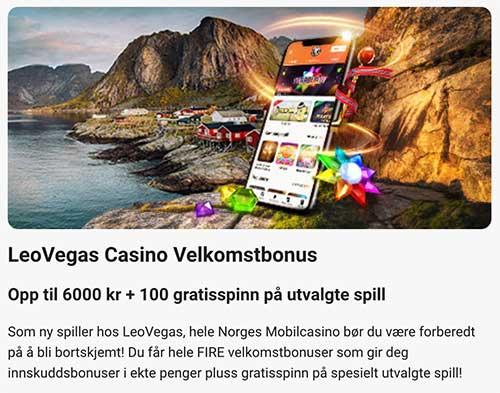 Landbaserat casino 23058