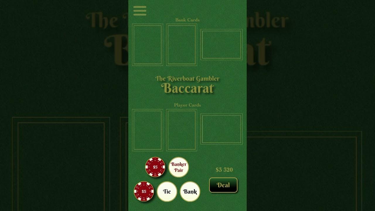 Baccarat på 25819