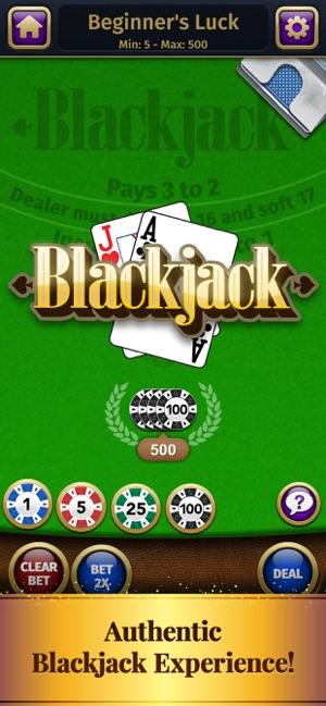 Black jack spelregler 80799