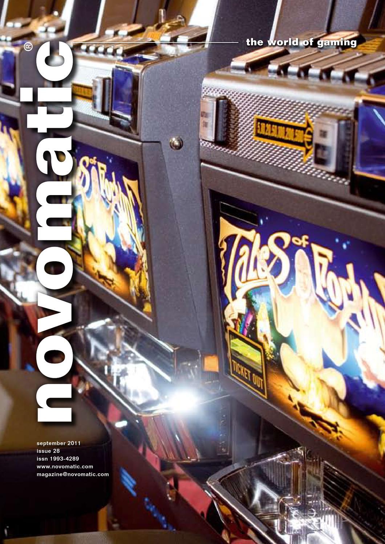 Casino med Novomatic Safe 98311