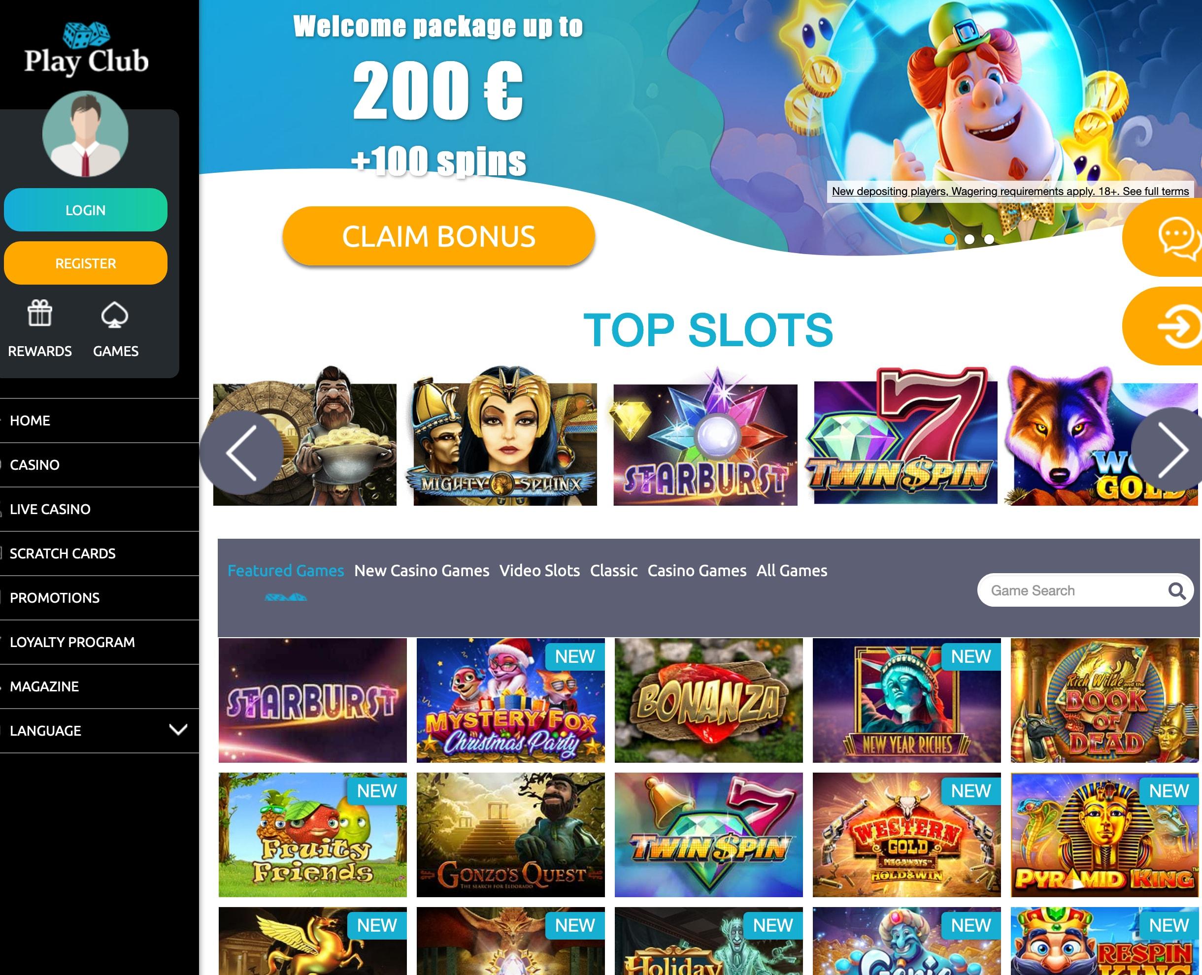 Casinoguiden för spelautomater 30453