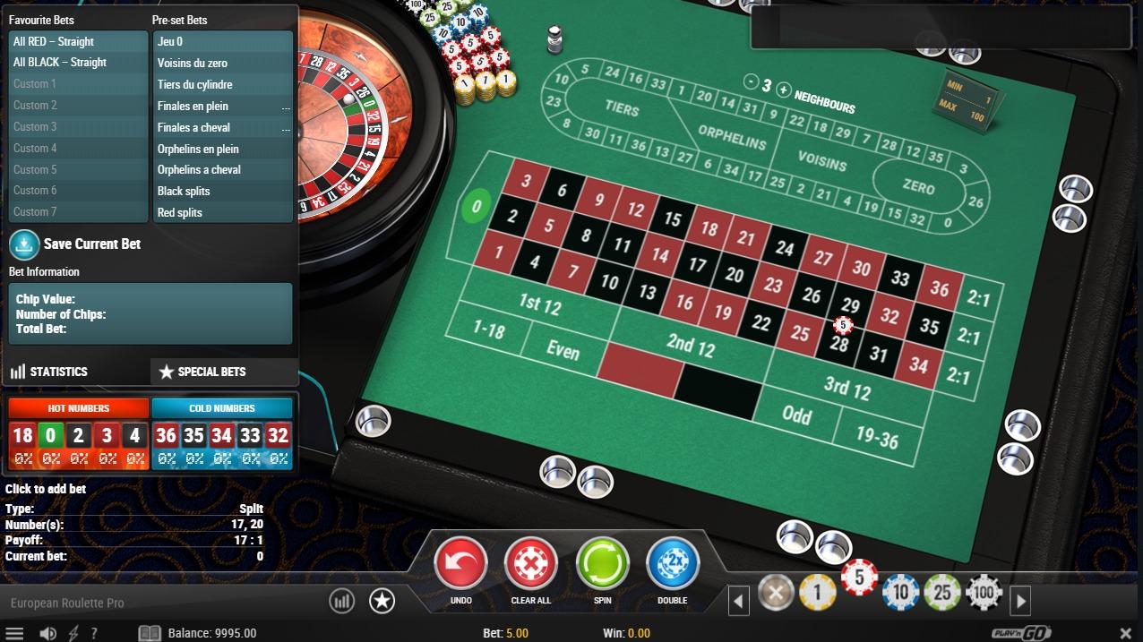 Sveriges bästa roulette 12922