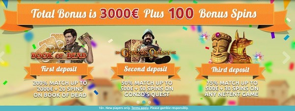 Free spins 90400
