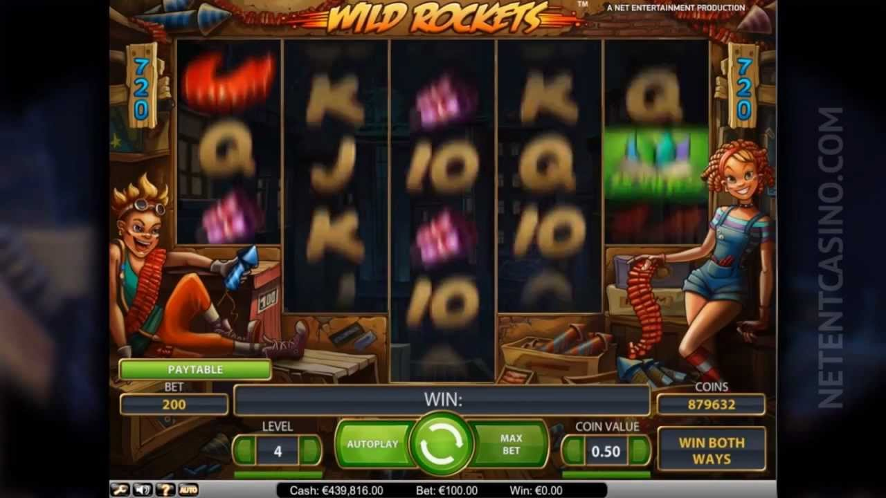 Video Wild Rockets 110541